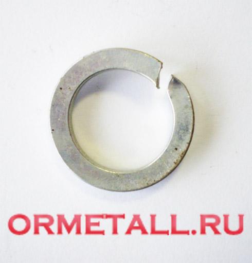 Шайба пружинная ГОСТ 6402